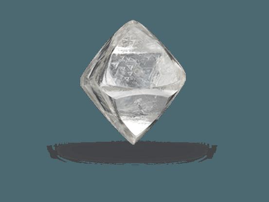 Pierres précieuses diamant brut