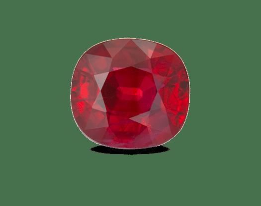 Pierres précieuses rubis