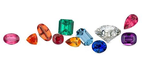 Joaillerie Diamants Pierres Precieuses et Fines