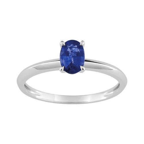 Bague fiancailles bella or et diamants de joaillerie Lucky One Bijoux