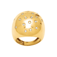 Bague Rio Or Jaune
