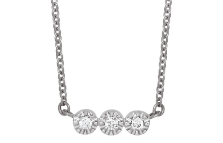 Collier Vidura Or et Diamants