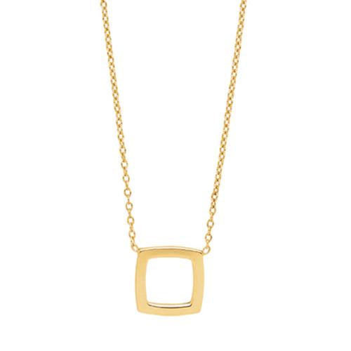 Colliers Bae en or jaune 18 carats pour femme