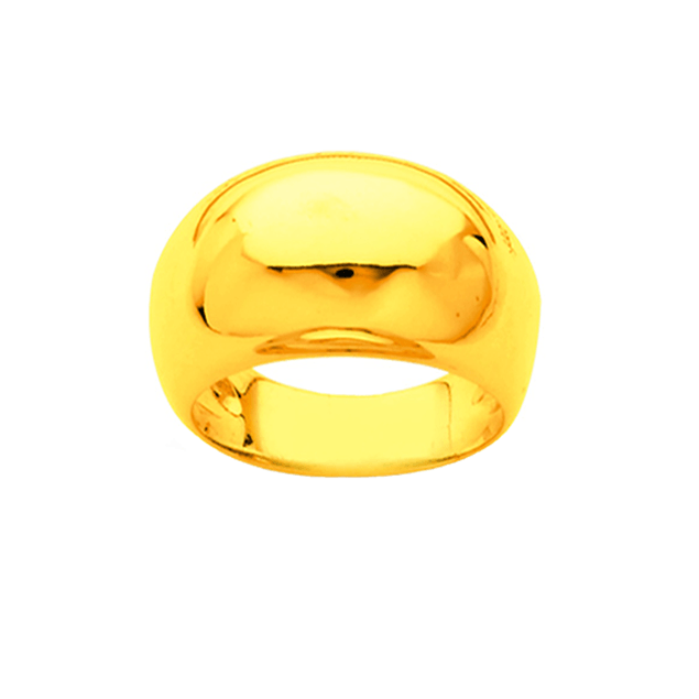 Bague Or Jaune 18 Carats
