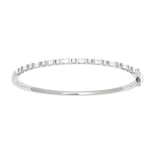 Bracelet Jonc de joaillerie Diamants