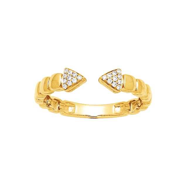Bague Taipei Or Diamants