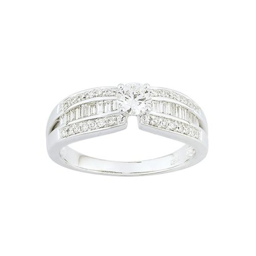 Bague Haute Joaillerie Diamant