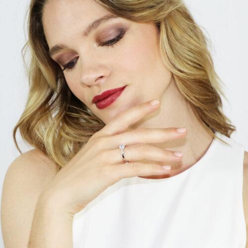 Bague Solitaire Diamant 1 carat