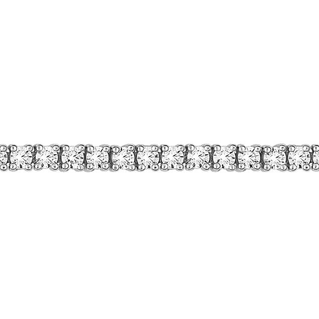 Bracelet Riviere Diamant 2 Carats