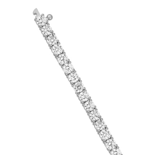 Bracelet Riviere Diamant 3 Carats