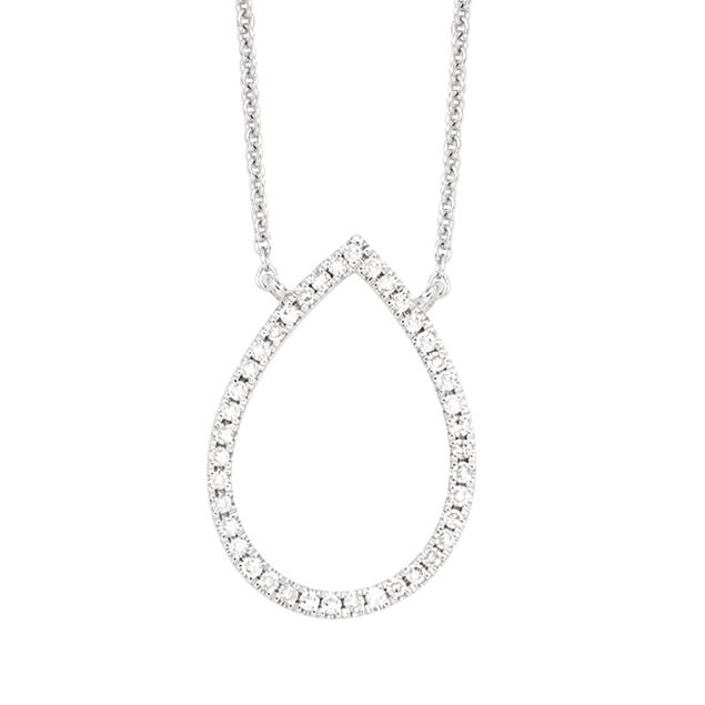 Collier Femme Or Diamant