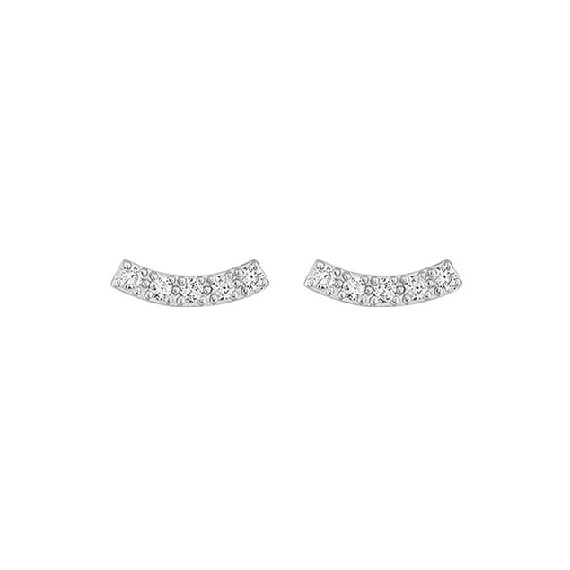 Puces d'oreilles diamant
