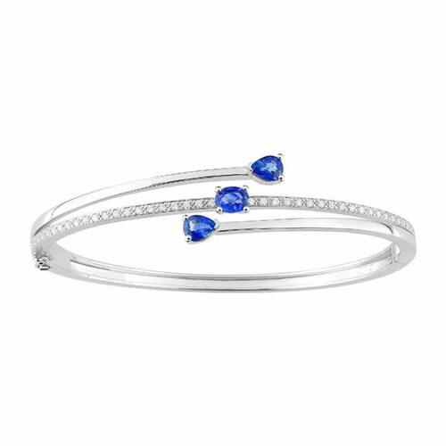 Bracelet Saphir