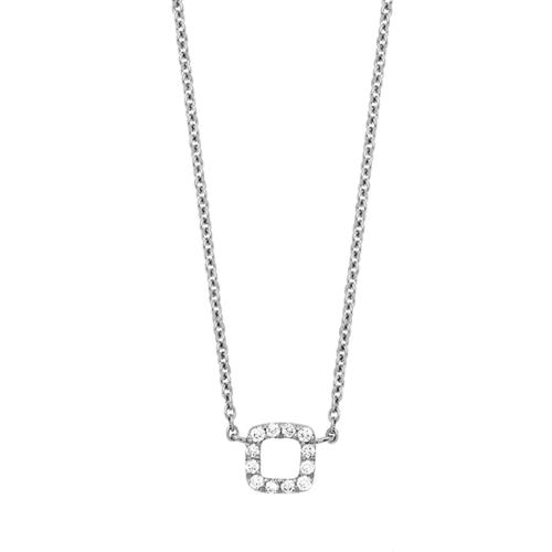 Collier femme diamant