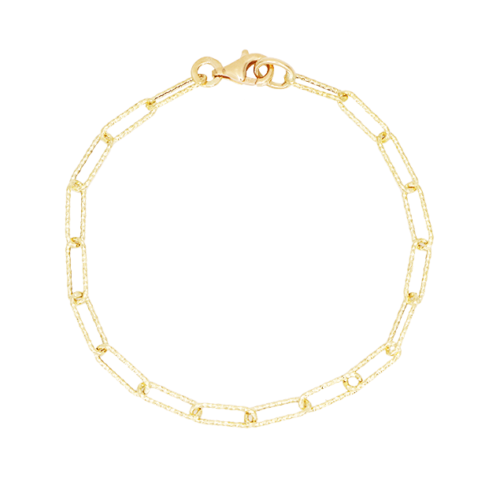 Bracelet Chaine Or 18 Carats