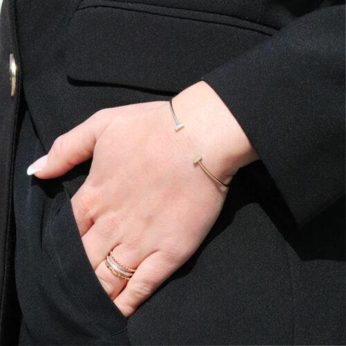 Bracelet Or 18 Carats